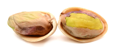 pistachios nuts isolated