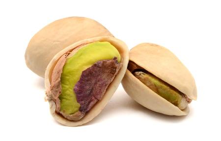 Heap of pistachio