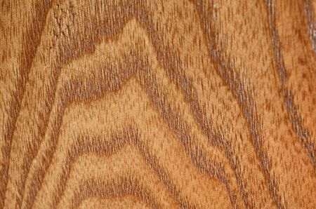 Light brown soft varnished wood texture surface as background. Grunge washed wooden planks table pattern top view Archivio Fotografico - 133359355