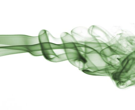 Photography of abstract shapes of smoke