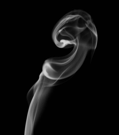 abstract smoke in air stop motion