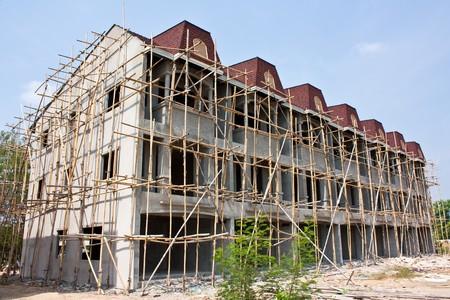 Underconstructed Building Stock Photo - 7075157