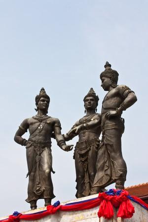 Three Kings Monument photo