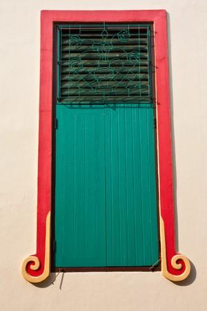 Chinese Window photo