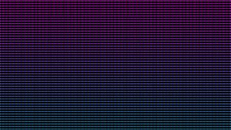 Dot RGB Background television.blue and pink color dot use for background design. Vector design.