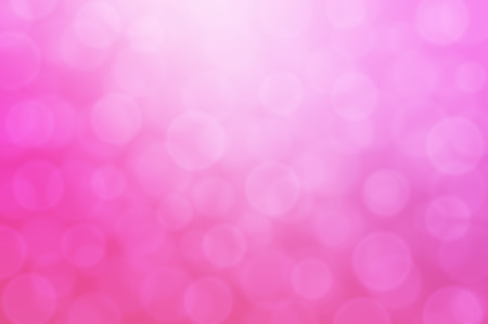 pink bokeh abstract background Stock Photo - 36153455