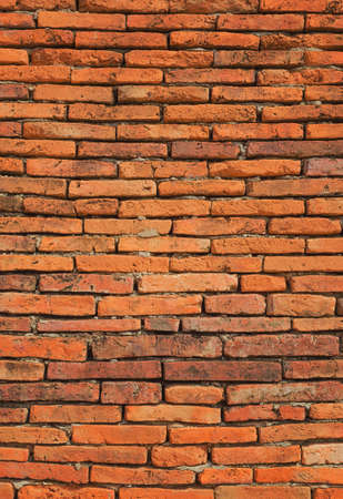 red wall: Red brick wall backgrounds