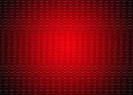 red wave: Background red abstract Stock Photo