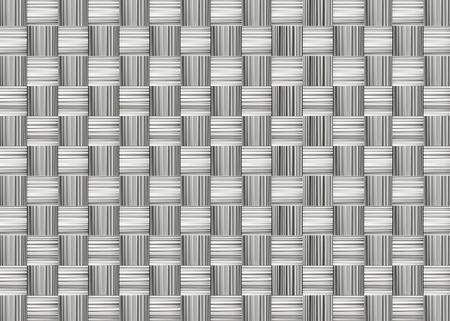 Aluminum weave photo