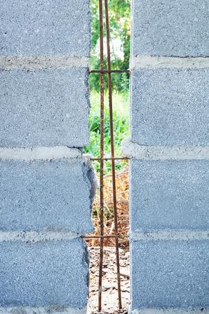 joists: Reinforced walls