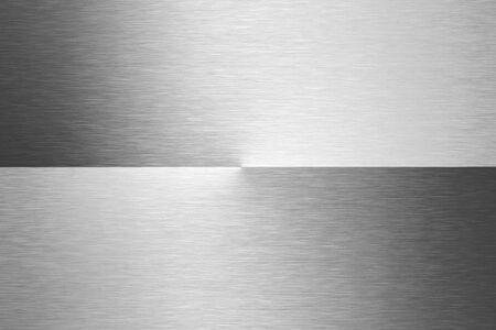 aluminum background: Brushed metal aluminum background