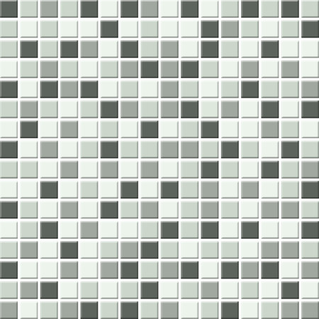 black white tile wall Фото со стока