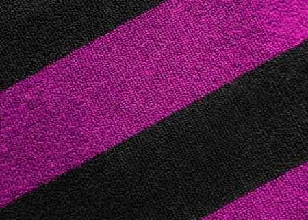 black and pink: Black Pink Carpet texture Stock Photo