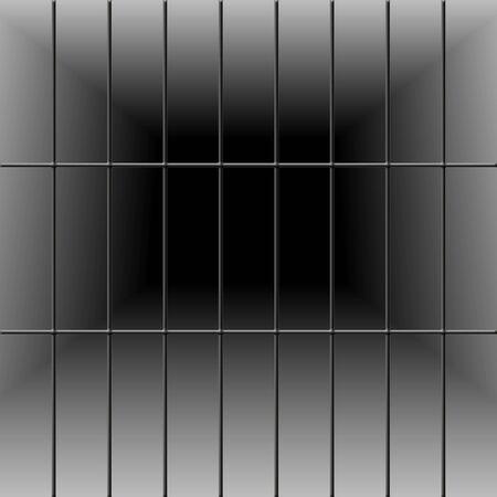 prison bars: Prison bars
