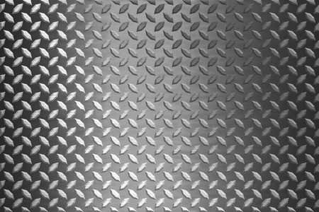background of metal diamond plate Imagens - 39237505