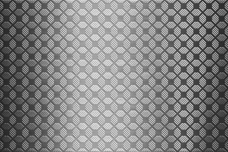 diamondplate: background of metal diamond plate Stock Photo