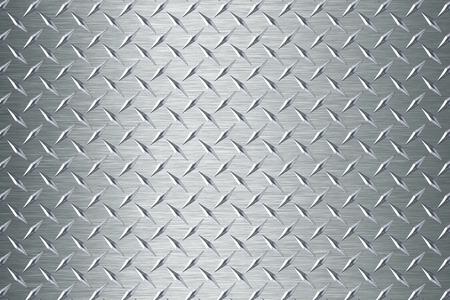 Achtergrond van metalen traanplaat Stockfoto - 39237556