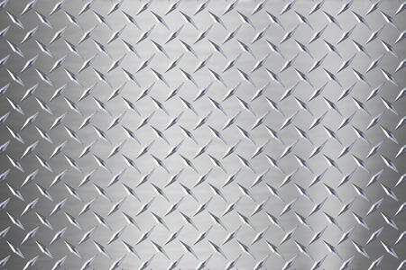 金属のダイヤモンド プレートの背景 写真素材 - 39237557