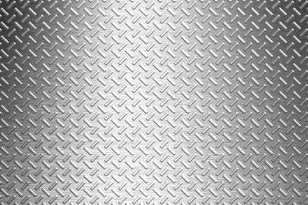 background of metal diamond plate Фото со стока