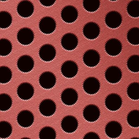 red metallic: Red Metallic texture background
