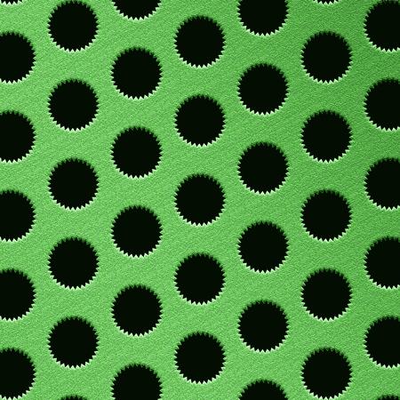 metallic texture: Green Metallic texture background Stock Photo