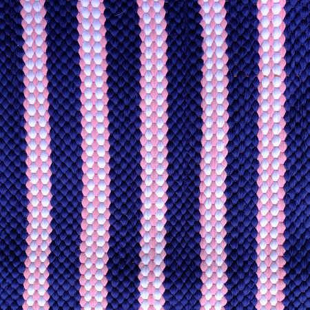 carpet background or texture with stripes in many colors photo