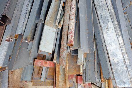 scrap: Ferraille  Banque d'images