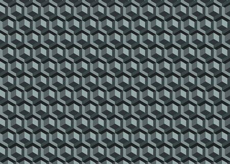 black geometric texture photo
