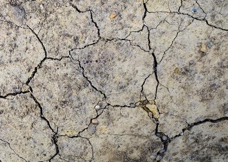 split level: Barren ground horizontal Stock Photo