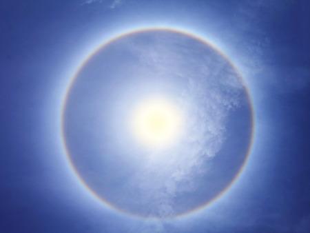 phenomenon: Phenomenon, sun halo