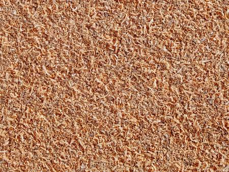 shavings: Sawdust shavings Stock Photo