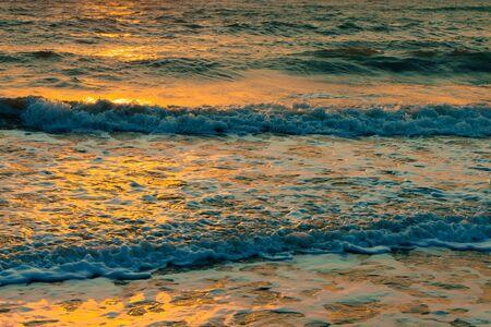 sea waves: Sea waves background