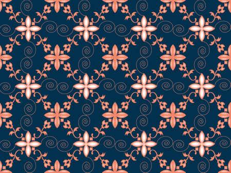 seamless pattern background: Nahtlose Muster Hintergrund