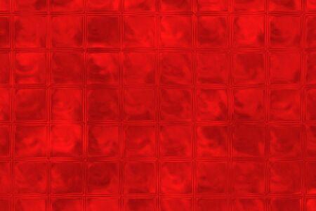 glass brick: gray color glass brick wall Stock Photo