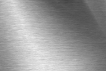 silver metal: Metal background