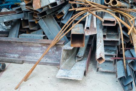 scrap metal: Scrap metal