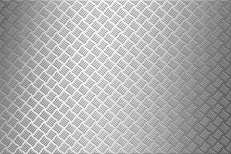 ironworks: background of metal diamond plate Stock Photo