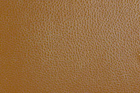 leatherette: Brown leatherette texture as background
