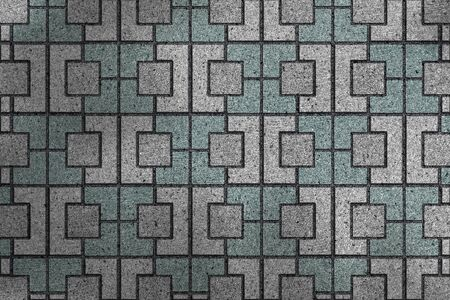 gray colors: Pavement of Squares in Gray Colors