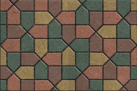La textura de acera Foto de archivo - 51556437