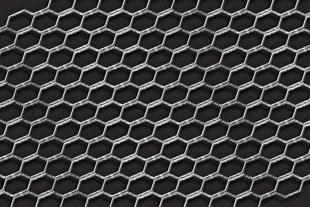 malla metalica: valla de malla metálica