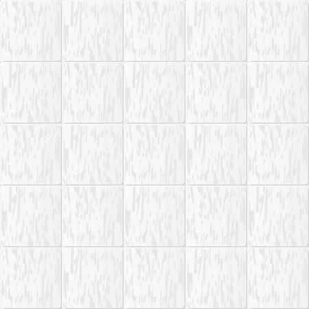 white background: White tiles textures background