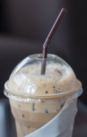 capuchino: ice coffee