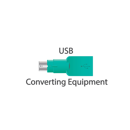 port: usb port converting equipment