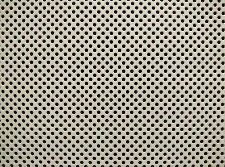 perforated: Aluminum  Perforated  Sheet Stock Photo