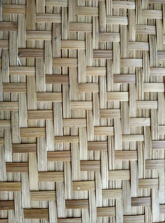 winnowing: Woven bamboo texture