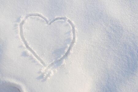 snow ground: love snow texture on ground