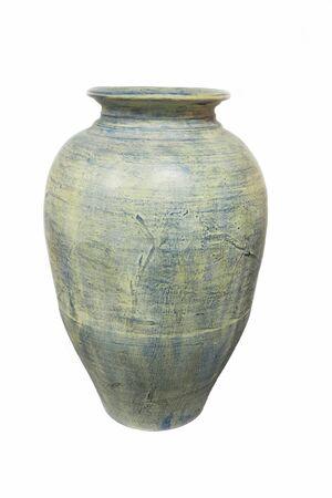 earthenware: earthenware isolated background