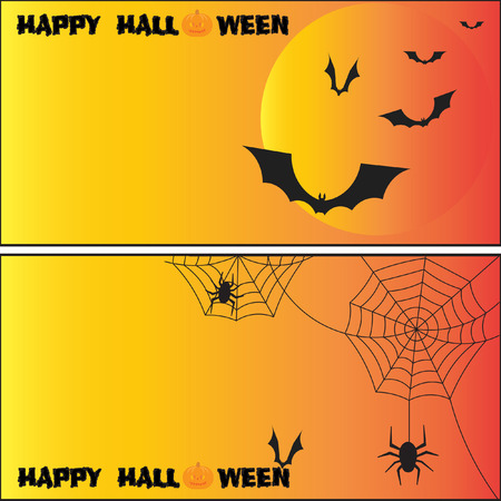 happy Halloween collection set