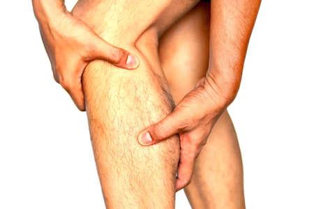 and the horizontal man: leg Pain